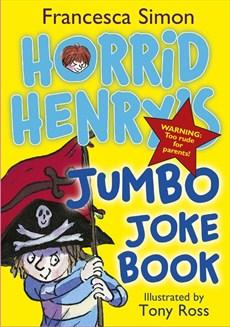 Photo of Horrid Henry's Jumbo Joke Book by Francesca Simon Review
