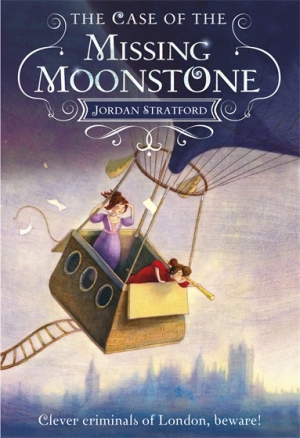 Photo of The Case of the Missing Moonstone by Jordan Stratford Review