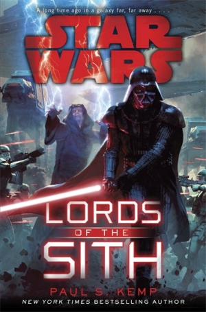 Photo of Star Wars: Lords of the Sith by Paul S. Kemp Review