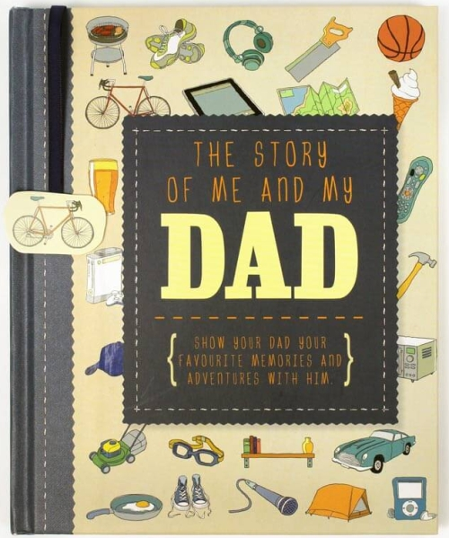 Photo of The Story of Me and My Dad Review