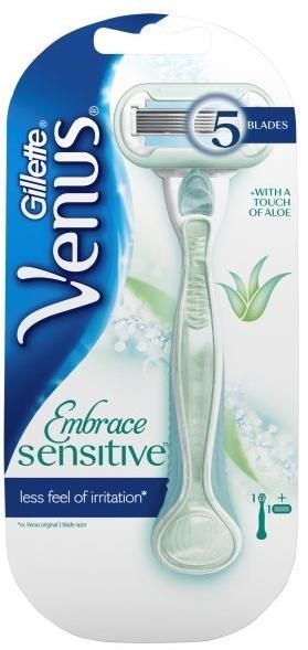 Photo of Gillette Venus Embrace Sensitive Razor Review