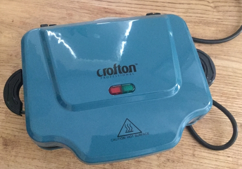 Photo of Aldi Crofton Brownie Maker Review
