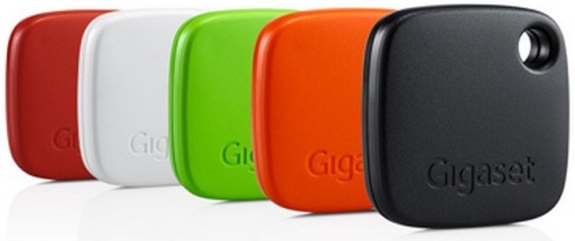 Orange Gigaset G-tag Personal Bluetooth Tracking Device