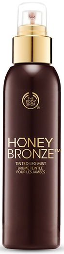 Photo of The Body Shop Honey Bronze Tinted Leg Mist Review