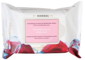 Photo of Korres Pomegranate Cleansing Wipes Review