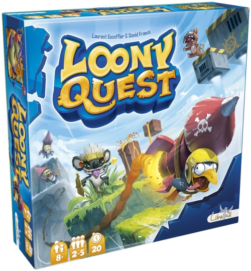Photo of Esdevium Games Loony Quest Review