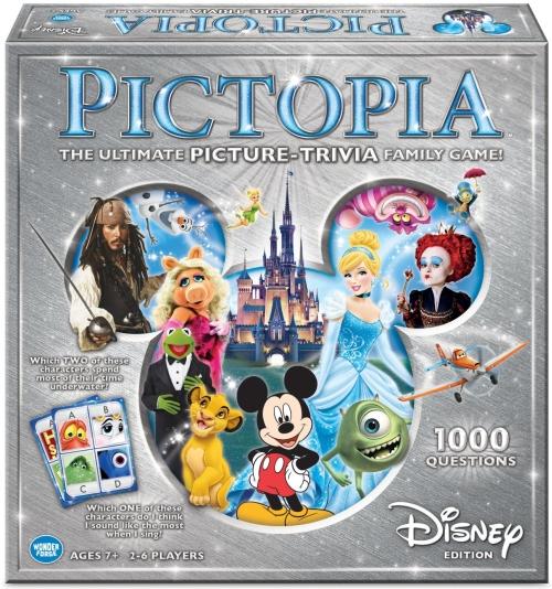 Photo of Esdevium Games Pictopia Disney Edition Review