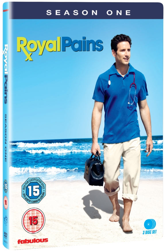 Photo of Royal Pains Season One Review
