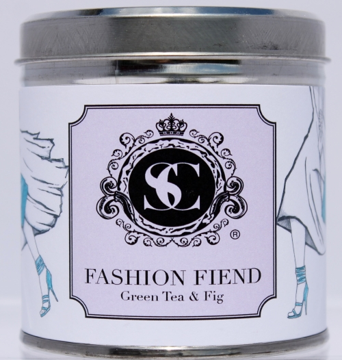 Photo of SensiChic Green Tea and Fig Scented Candle Review