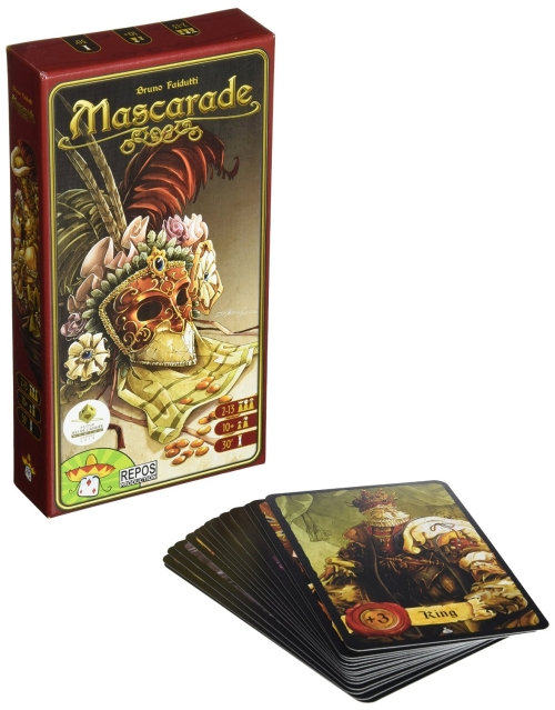 Photo of Mascarade Card Game Review