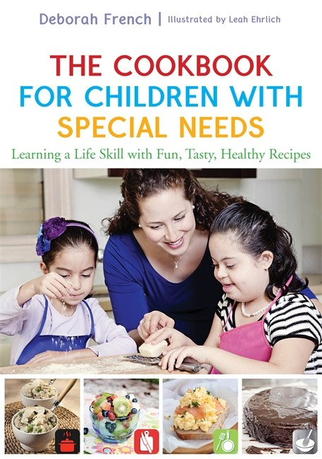 Photo of The Cookbook for Children with Special Needs by Deborah French Review