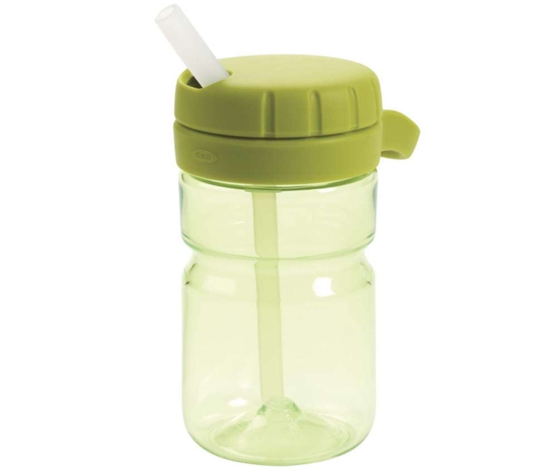 Photo of OXO Tots Twist Top Water Bottle Review