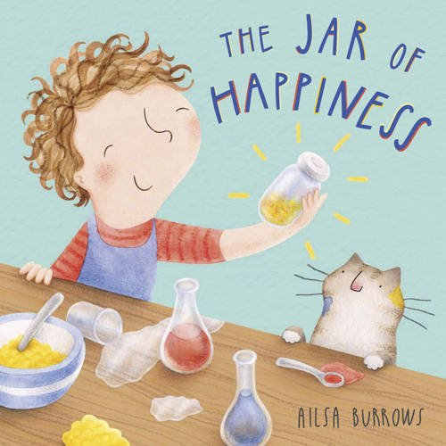 Photo of The Jar of Happiness by Ailsa Burrows Review