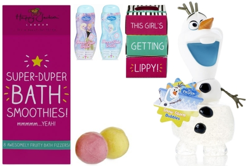 Photo of H&A Children's Bath Time Products Review