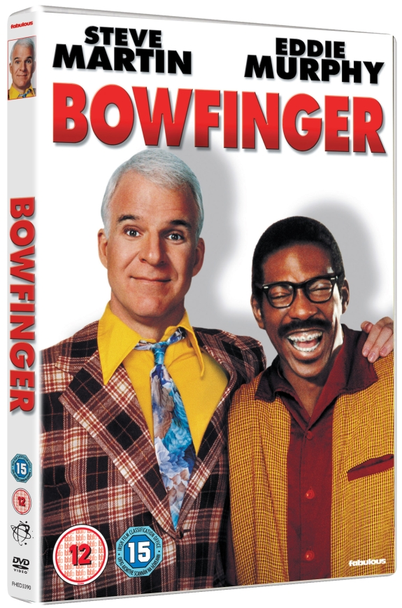 Photo of Bowfinger DVD Review