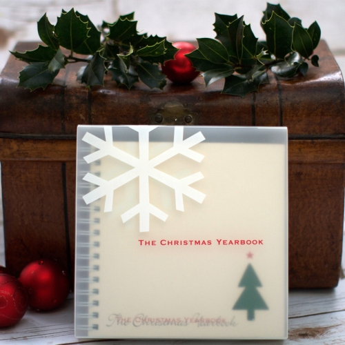 Photo of 2 Little Boys Christmas Memory Book Review