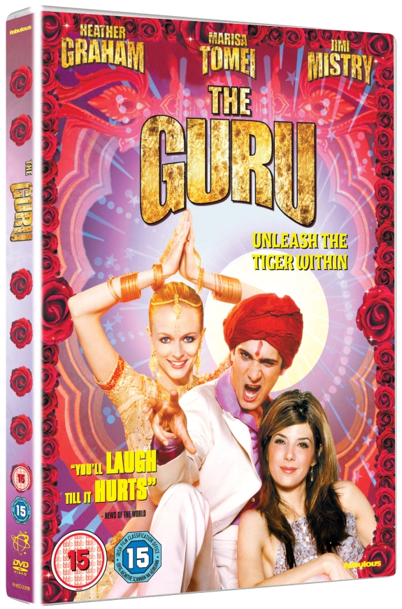 Photo of The Guru DVD Review