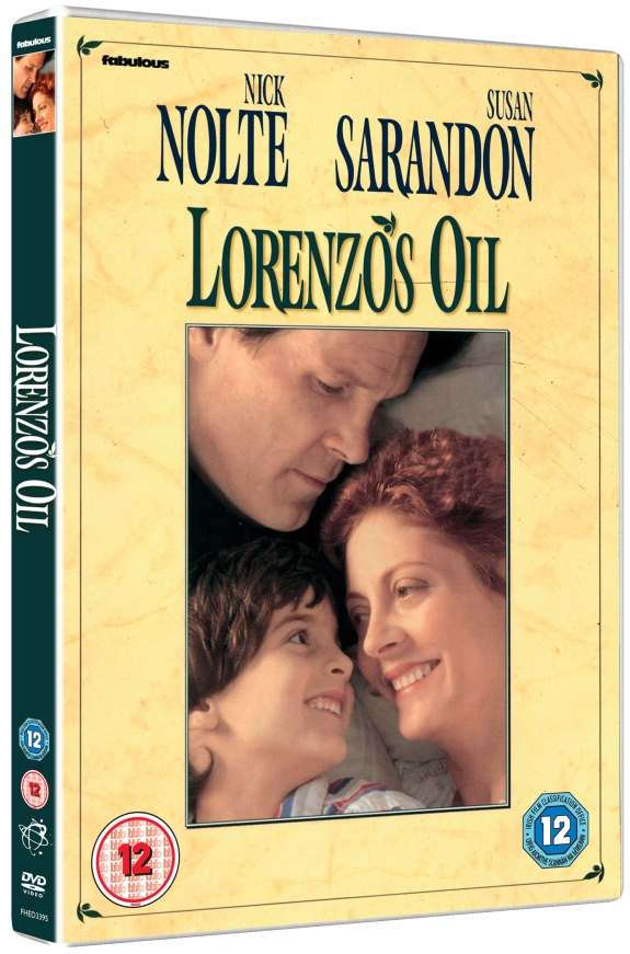 Photo of Lorenzo's Oil DVD Review