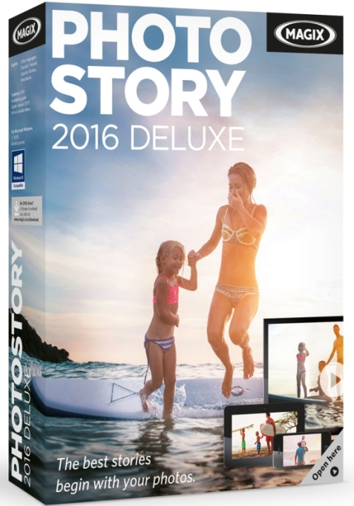 Photo of MAGIX Photostory Deluxe 2016 Review