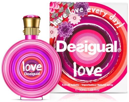 Photo of Desigual Love Eau de Toilette Review