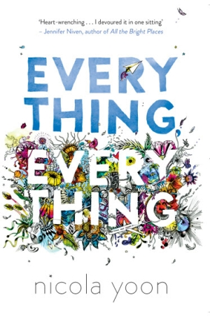 Photo of Everything, Everything by Nicola Yoon Review