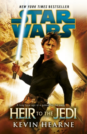 Photo of Star Wars: Heir to the Jedi by Kevin Hearne Review
