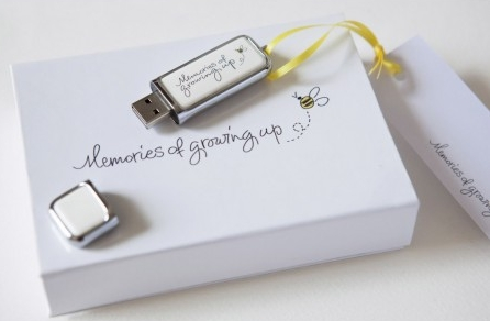Photo of Memories of Growing Up USB Memories Stick Review