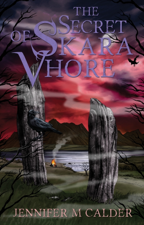 Photo of The Secret of Skara Vhore by Jennifer M Calder Review