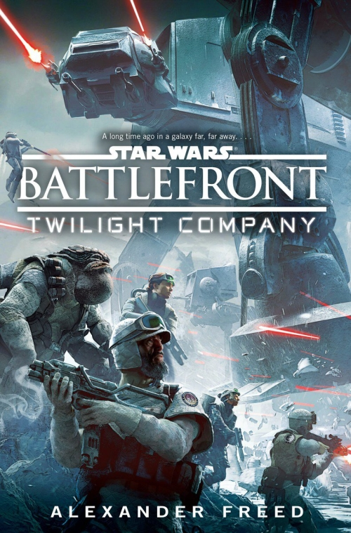 Photo of Star Wars Battlefront Twilight Company by Alexander Freed Review