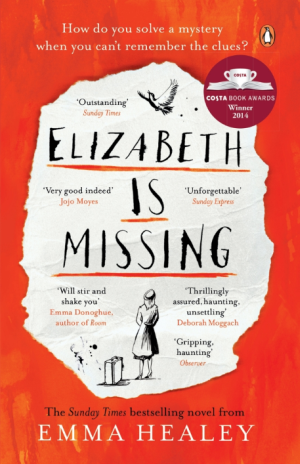 Photo of Elizabeth is Missing by Emma Healey Review