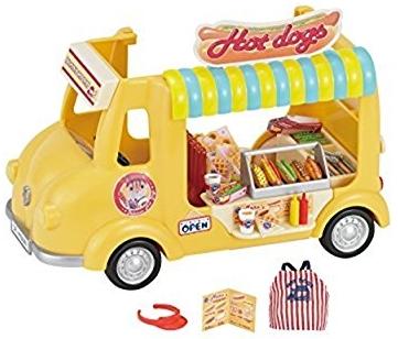 Photo of Sylvanian Families Hot Dog Van Review