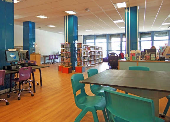 Photo of Children's library refurbished in time for this summer's Big Friendly Read