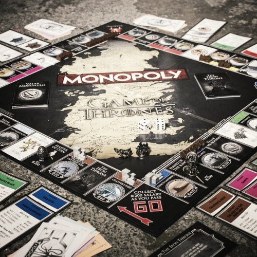 Photo of Game of Thrones Monopoly Collectors Edition Review