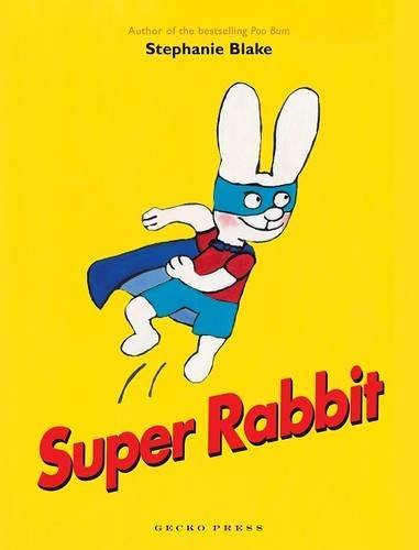 Photo of Super Rabbit by Stephanie Blake Review