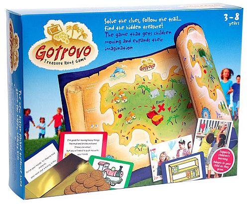 Photo of Gotrovo Treasure Hunt Game Review