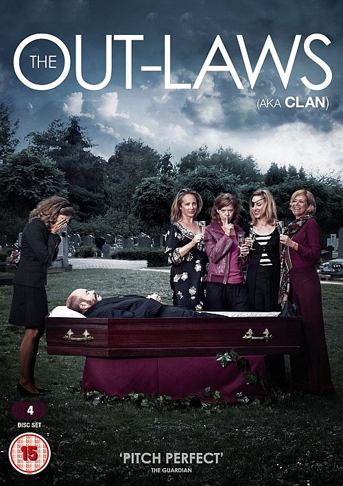 Photo of The Out-Laws DVD Review