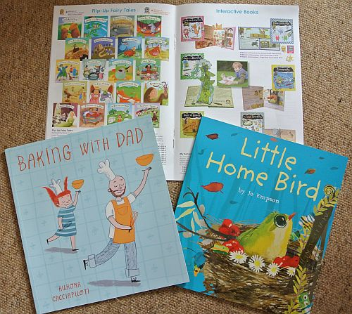 Photo of September Kids Books Review