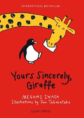 Photo of Yours Sincerely, Giraffe by Megumi Iwasa Review