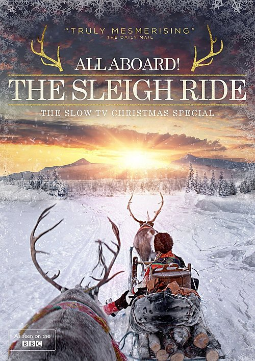 Photo of All Aboard! The Sleigh Ride DVD Review