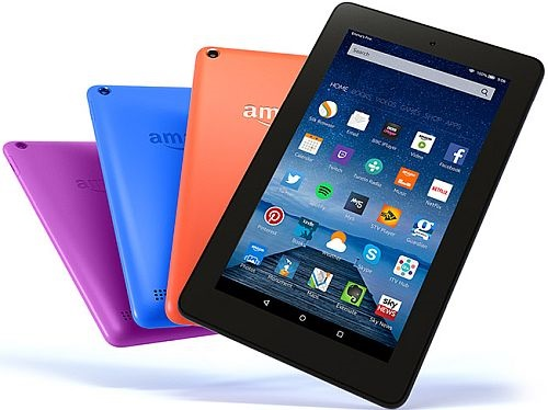 """Photo of Amazon Fire 7"""" Tablet Review"""