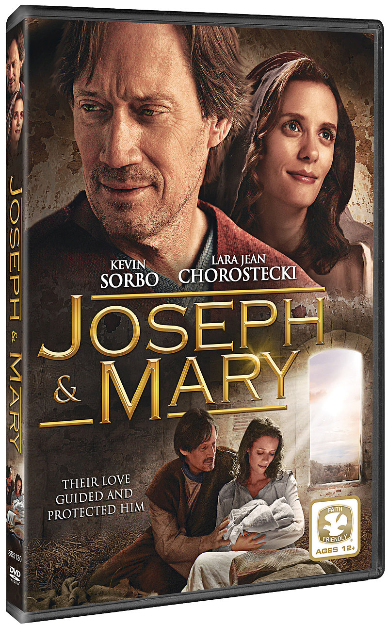 Photo of Joseph & Mary DVD Review