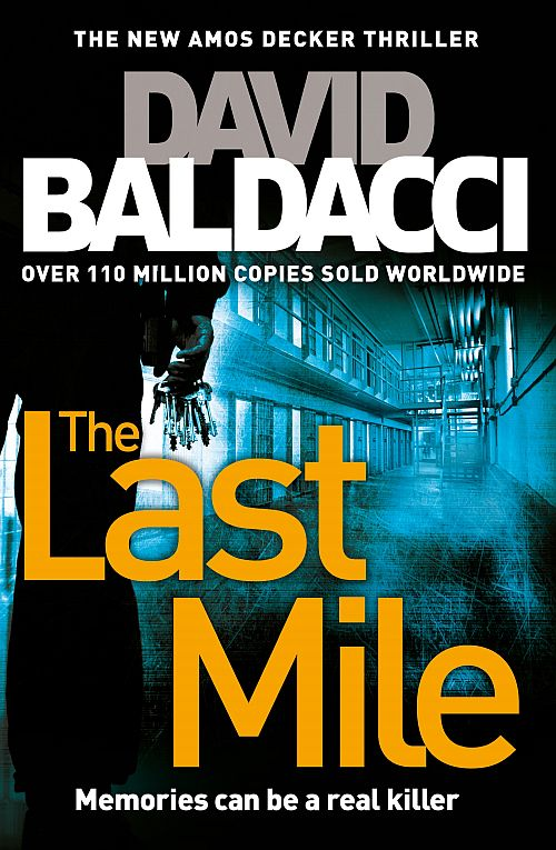 Photo of The Last Mile by David Baldacci Review