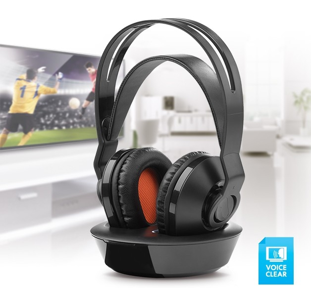 Photo of One For All Rechargeable Wireless TV Headphones Review