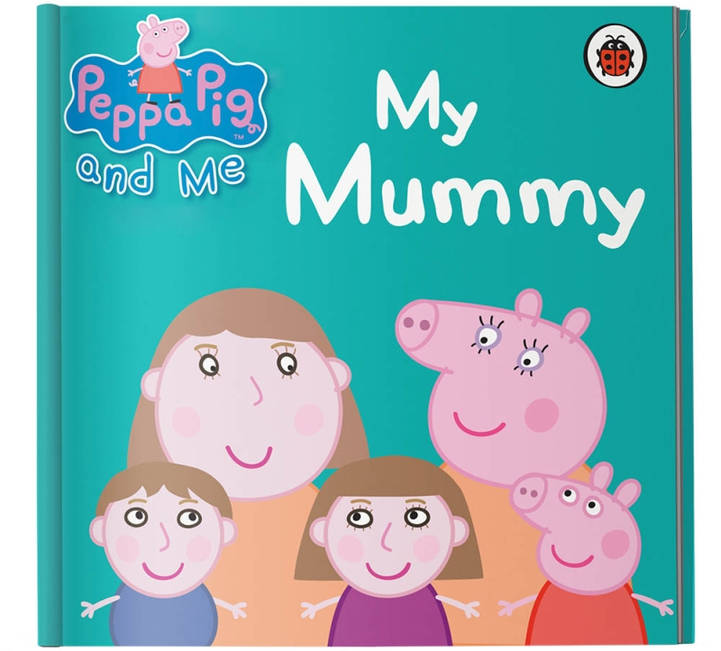 Photo of Penwizard Peppa Pig 'My Mummy' Personalised Book Review