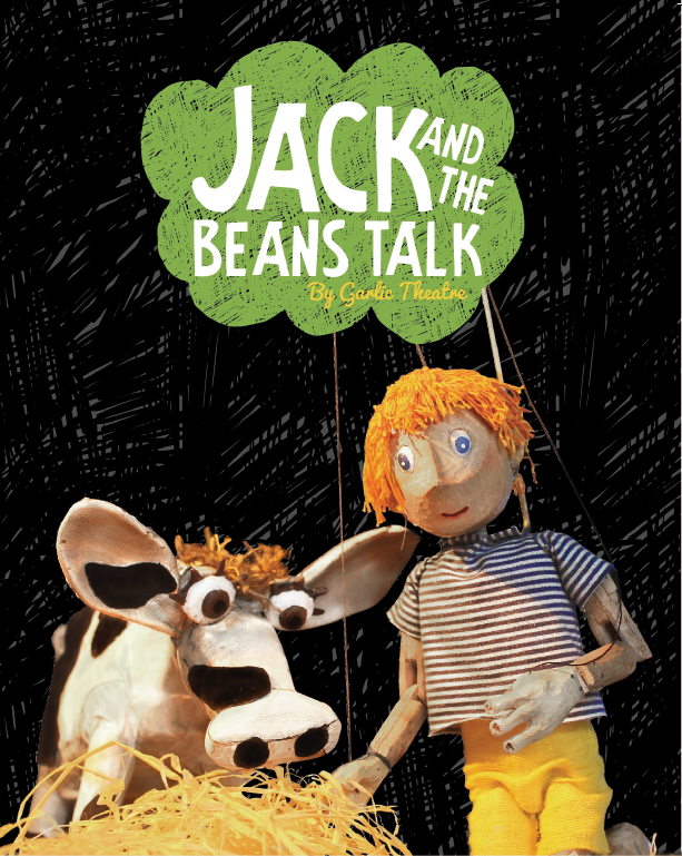 Photo of Jack and the Beans Talk at the Lawrence Batley Theatre Review