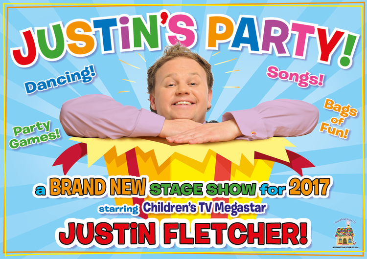 Photo of Justin's Party at the Alhambra Theatre Bradford Review