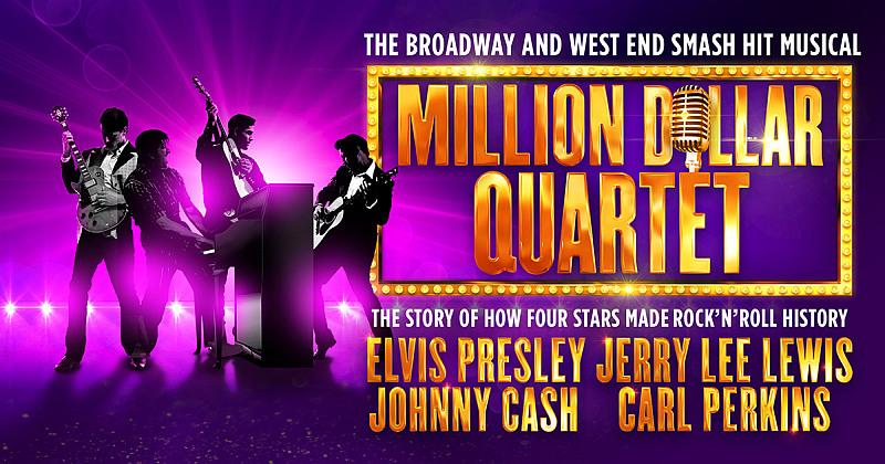 Photo of Million Dollar Quartet at the Cliffs Pavilion Southend Review
