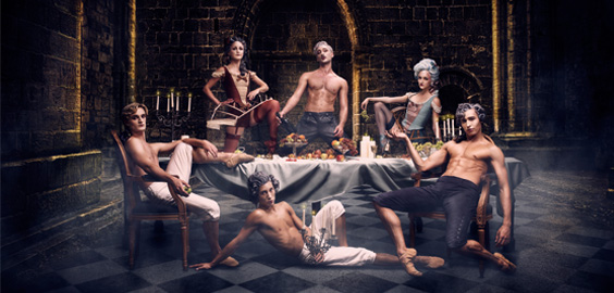 Photo of Northern Ballet: Casanova at the Festival Theatre Edinburgh Review