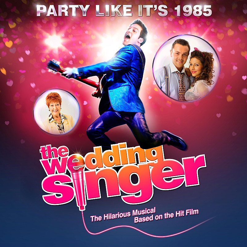 Photo of The Wedding Singer at the Alhambra Theatre Bradford Review