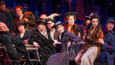 Photo of La Boheme at Milton Keynes Theatre Review